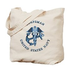 U.S. Navy Corpsman Tote Bag