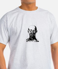 Bougery Face Sketch T-Shirt