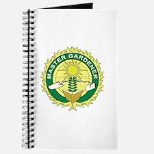 Master Gardener Seal Journal