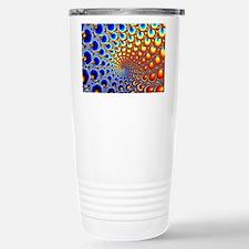 Hypnotic Portal Stainless Steel Travel Mug