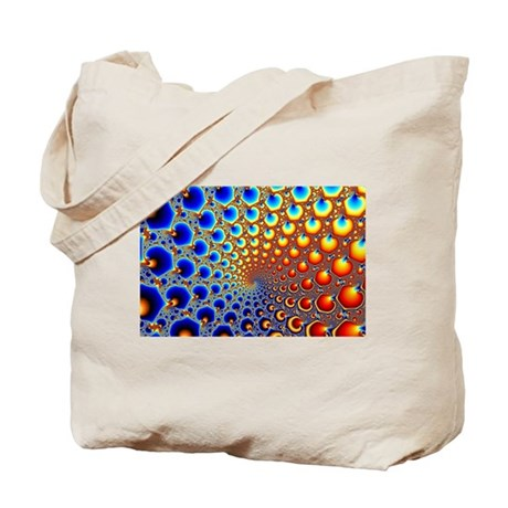 Hypnotic Portal Tote Bag