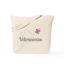 Cute Veterinarian Tote Bag