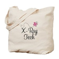 Cute X-ray Tech Tote Bag