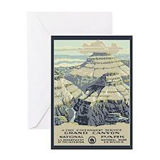 Grand Canyon NP Greeting Card