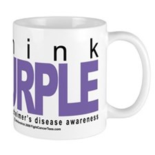 Think Purple Mug