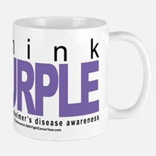 Think Purple Mug
