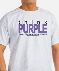 Think Purple T-Shirt