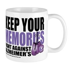 Fight Alzheimer's 2009 Mug