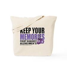 Fight Alzheimer's 2009 Tote Bag