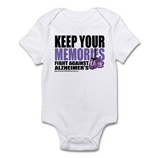 Fight Alzheimer's 2009 Infant Bodysuit