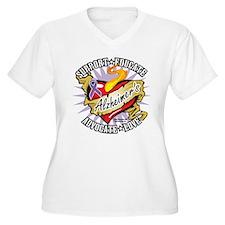 Alzheimer's Classic Tattoo He T-Shirt