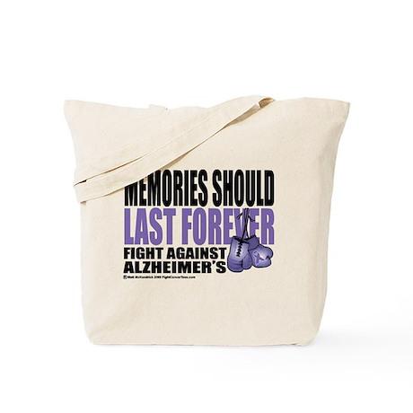 Memories Last Forever Tote Bag