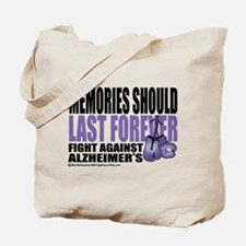 Memories Last Forever Tote Bag
