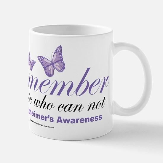 Remember Alzheimer's Mug