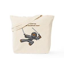 Ninja Chic Tote Bag