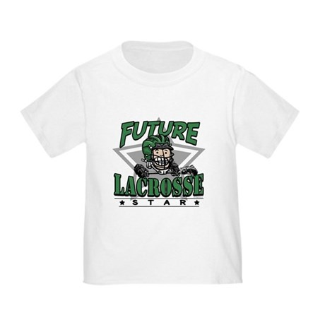 Future Lacrosse 2 Sided Toddler T-Shirt