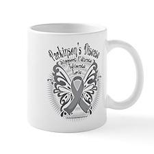 Parkinson's Butterfly 3 Mug