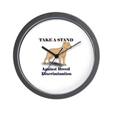 Take a Stand Uncropped Wall Clock