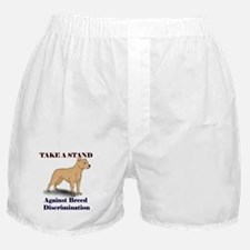 Take a Stand Uncropped Boxer Shorts