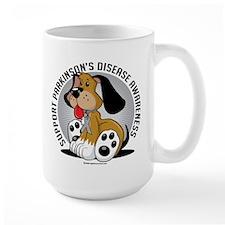 Parkinson's Disease Dog Mug