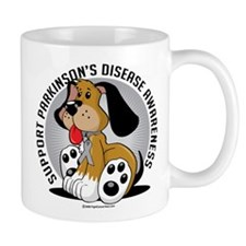 Parkinson's Disease Dog Mug