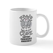 Parkinson's Disease Paws For Mug