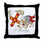 O'Hurley Family Sept Throw Pillow
