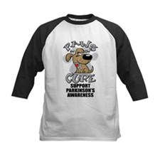 Parkinson's Disease Paws For Tee