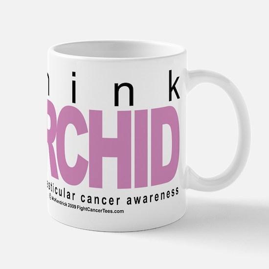 Testicular Cancer Think Orchi Mug