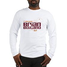 Brian Boitano Women's Long Sleeve T-Shirt
