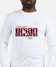Brian Boitano Women's Long Sleeve T-Shirt