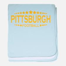 Pittsburgh Infant Blanket