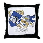 O'Kelly Family Sept Throw Pillow