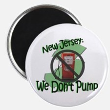 NJ We Don't Pump Magnet