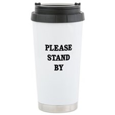 Funny Don't ask, don't tell Travel Mug