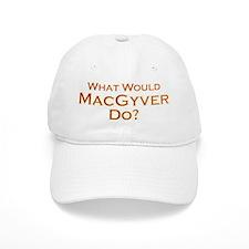 Unique Macgyver Baseball Cap