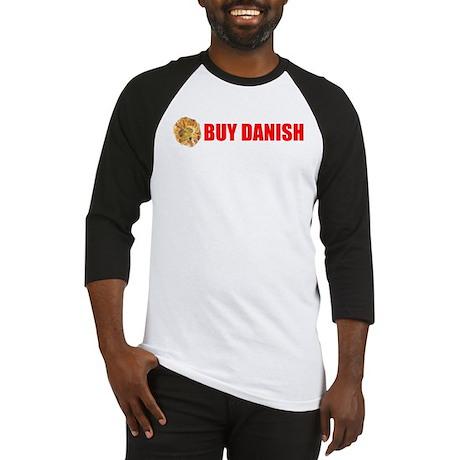 Buy Danish Pastry Baseball Jersey