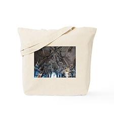 Funny Chandelier Tote Bag