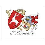 O'Kinneally Family Sept Small Poster