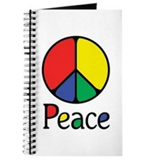 Emphatic Peace Colours Journal