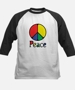 Emphatic Peace Colours Tee