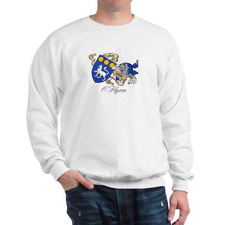 O'Flynn Family Coat of Arms Sweatshirt