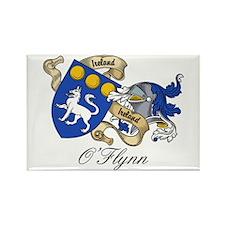 O'Flynn Family Coat of Arms Rectangle Magnet