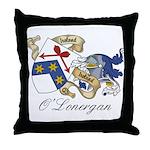 O'Lonergan Family Sept Throw Pillow
