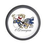 O'Lonergan Family Sept Wall Clock