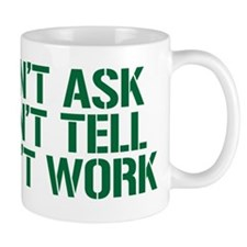 DADT Don't Work Mug