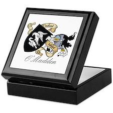 O'Madden Family Sept Keepsake Box
