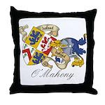 O'Mahony Family Sept Throw Pillow