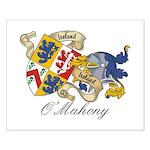 O'Mahony Family Sept Small Poster