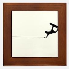 Wakeboard Railey Framed Tile